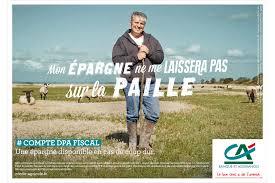 pub Credit Agricole epargne